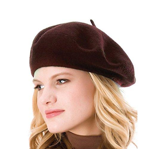 Kimming ベレー帽 ローレル ベレー バスクベレー 秋冬帽子 男女共通