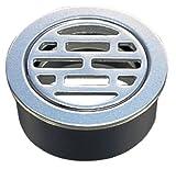 SANEI 【VU・VPパイプ兼用目皿】呼び75配管用 PH410B-75