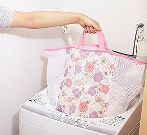 ワイズ 洗濯ネット ズボラーネット バッグ型 特大 ZU-005