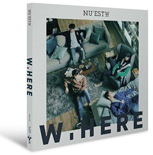 NU'EST W - W, HERE (STILL LIFE Version)