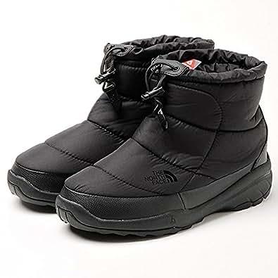 ザ・ノース・フェイス(THE NORTH FACE) ユニセックス防水ブーツ(ヌプシブーティー ウォータープルーフIVショート)【K(ブラック)/5(23)】