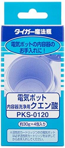 タイガー 電気 ポット ケトル 内 容器 洗浄 用 クエン酸 PKS-0120 Tiger