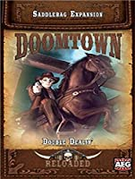 Saddlebag 2 - Double Dealin - Doomtown exp