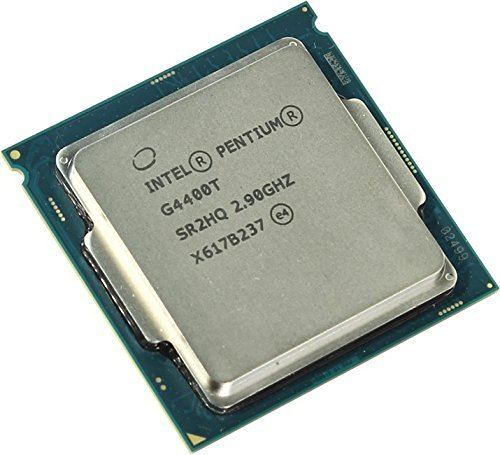 2.9Ghz Dual Core Pentium G4400T CPU Socket 1151/Skylake OEM CPU No Fan Included [並行輸入品]