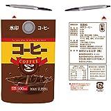 GLO グロー 専用 ケース パロディ 飲み物 シリーズ 全面印刷 (コーヒー)