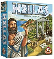 White Goblin Games WGG01603 Hellas Board Game [並行輸入品]