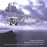 Beobide: Music for Soprano and
