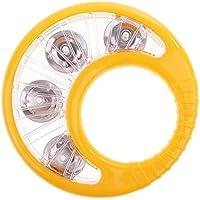 SONONIA 楽器 手持ち タンバリン パーカッション タンボリンドラム メタルジングル