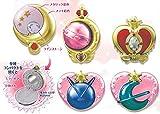 美少女戦士セーラームーン 変身コンパクトミラー スティック&ロッドアレンジ 全5種セット ガチャガチャ