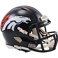 Riddell (リデル) NFLレプリカ ミニヘルメット (Speed Mini Helmet) デンバー?ブロンコス 【並行輸入品】