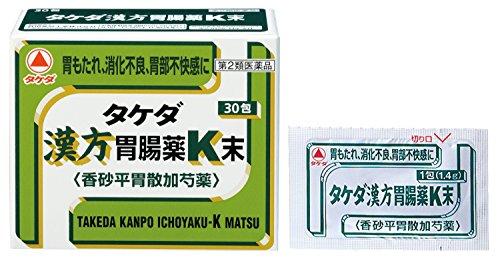 (医薬品画像)タケダ漢方胃腸薬K末