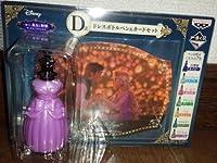 一番くじ 美女と野獣 ディズニープリンセス D賞 ドレスボトルペン&カードセット ラプンツェル