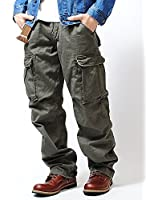 リアルクラッシュクロージング (REAL CRUSH CLOTHING) ヴィンテージ カーゴパンツ