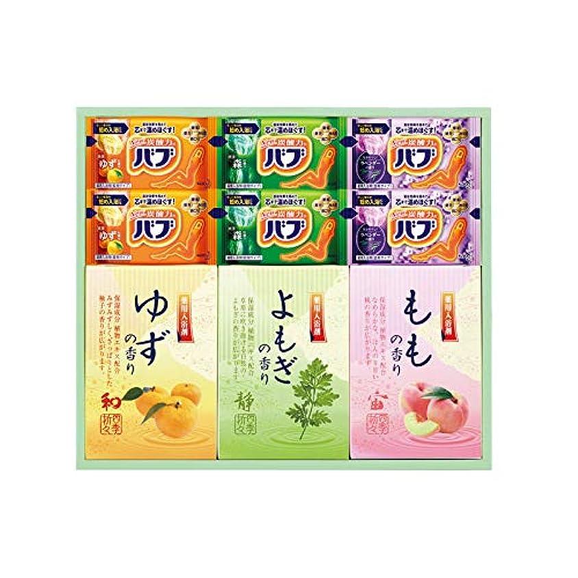 穏やかなフルーツ野菜抑止する炭酸 薬用入浴剤セット BKK-15 BKK-15