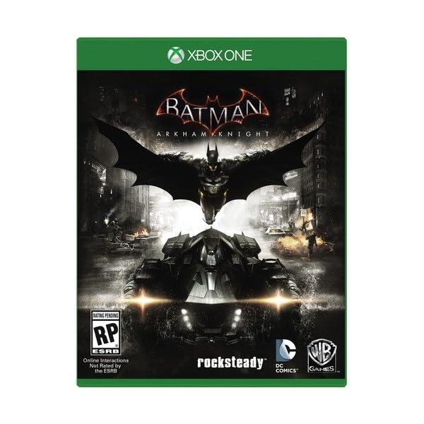 Batman Arkham Knight (輸入...の商品画像