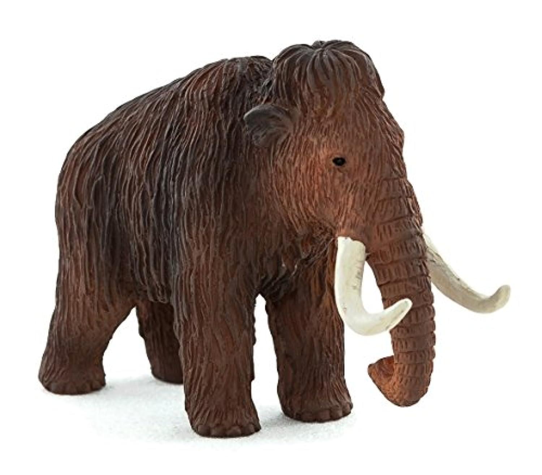 アニマルプラネット MOJO 動物 フィギュア マンモス 5cm 塗装済み PVC APM387417