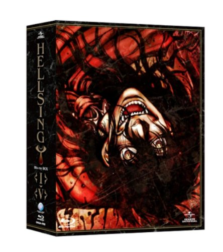 HELLSING OVA I-V Blu-ray BOX(期間限定生産)