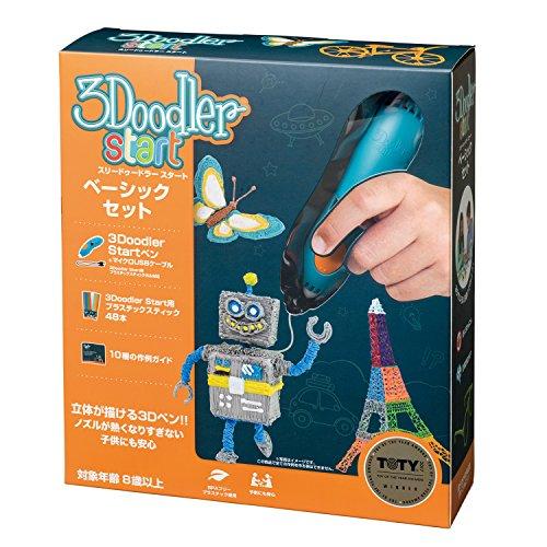 スリードゥードラー スタート (3Doodler start) ベーシックセット
