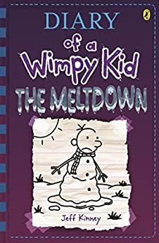 The Meltdown: Diary of a Wimpy Kid (13) by [Kinney, Jeff]