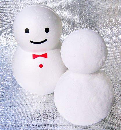 北海道の雪だるま 1個 期間限定・12?3月【出荷元:北海道四季工房】