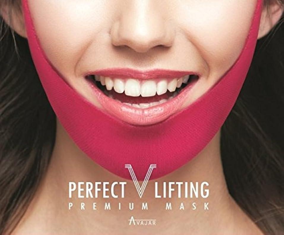 ワイプ売上高慢性的AVAJAR Vリフティングマスク パウチ5枚(5回分)*日本の正規輸入品*