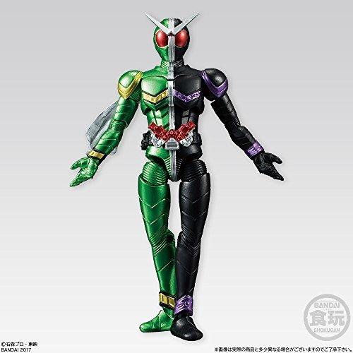 SHODO仮面ライダーVS(ヴァーサス)6 仮面ライダーW サイクロンジョーカー 単品 バンダイ 食玩