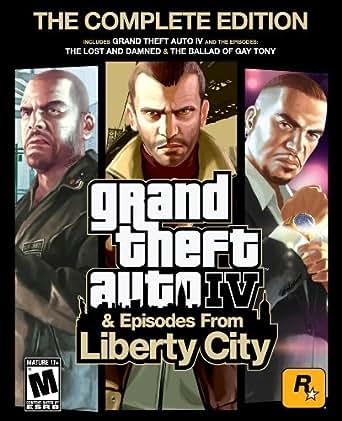 Grand Theft Auto IV: Complete Edition [英語版] [ダウンロード]