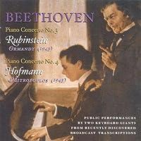 ベートーヴェン:1ピアノ協奏曲第3番2ピアノ協奏曲第4番