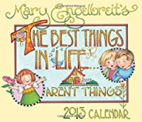 Mary Engelbreit 2013 Day-to-Day Calendar: The Best Things in Life...Aren't Things