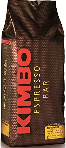 キンボ エスプレッソ トップフレーバー 豆 1kg