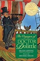 Voyages of Doctor Dolittle, The (Books of Wonder)