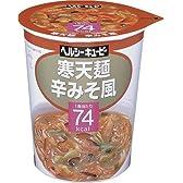 ヘルシーキユーピー 寒天麺 辛みそ風 74kcal×6個