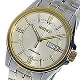 セイコー プレサージュ 自動巻き メンズ 腕時計 SRP404J1 ゴールド 腕時計 海外インポート品 セイコー[逆輸入] [並行輸入品]