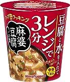 ポッカサッポロ カップdeクッキング麻婆豆腐の素カップ×6個