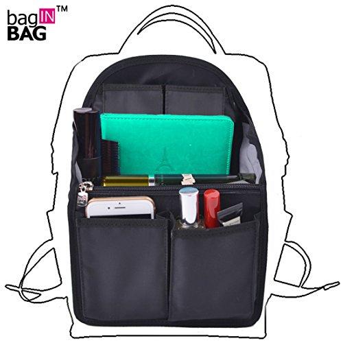 bag in bagバッグインバッグ インナーバッグ 縦 a5 b5 c5 収納力抜群 デイパック・ザックに便利