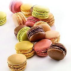 フランス直輸入 Pasquier パスキエ マカロン セレクション(Macarons 6 flavours) 12個入