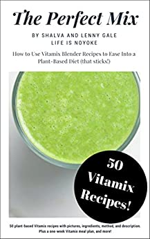 The Perfect Mix: How to Use Vitamix Blender Recipes to Ease Into a Plant-Based Diet (that sticks) by [Gale, Lenny]
