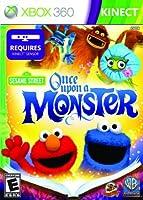 Sesame Street: Once Upon A Monster - Xbox 360 [並行輸入品]
