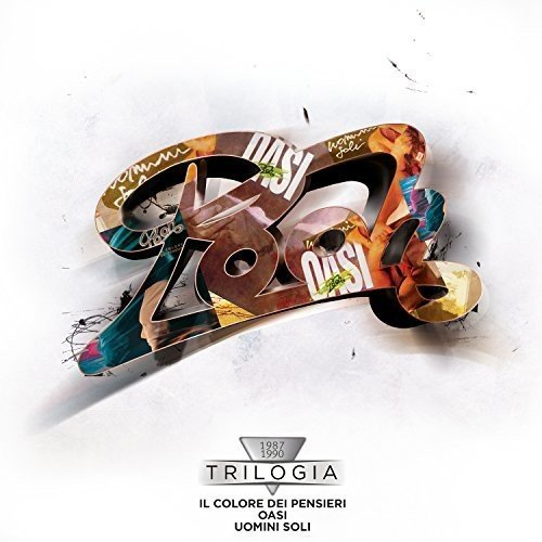 Triologia 1987 - 1990 [Analog]
