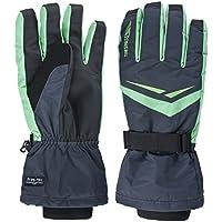(トレスパス) Trespass メンズ Denzel 耐水加工 スキーグローブ 手袋 スノースポーツ 防寒 冬
