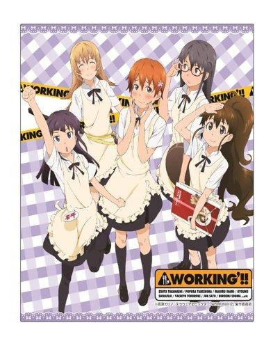 プレシャスメモリーズ WORKING'!! スペシャルパック BOX