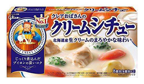 江崎グリコ クレアおばさんのクリームシチュー 150g×10個