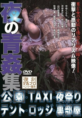 夜の青姦集 公園・TAXI・夜祭り テント・ロ・・・