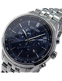 シチズン CITIZEN クオーツ メンズ クロノ 腕時計 AT2140-55L ダークブルー[並行輸入品]
