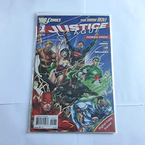 Download Justice League #1 Main Jim Lee Cover B005JEHAL4