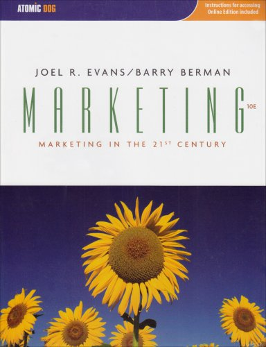 Download Marketing: Marketing in the 21st Century 0759393257
