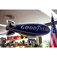GOOD YEAR スーパービッグ(WH) Inflatable BLIMP/GOOD YEAR OFFICIAL GOODS