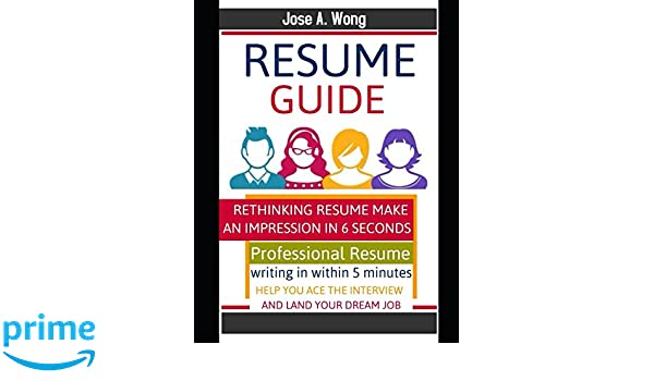 amazon resume guide 2018 rethinking resumes make an impression in