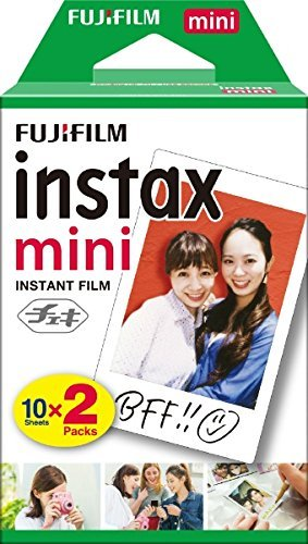 FUJIFILM インスタントカメラ チェキ用フィルム 20...