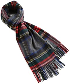 Cashmere 52 Wool 48 Scarf 1336-343-2726: 2